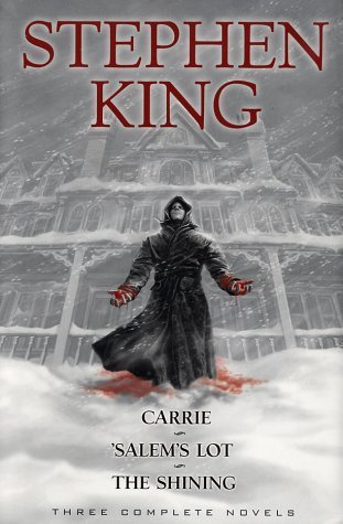 Carrie / 'Salem's Lot / The Shining