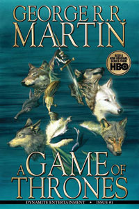 A Game of Thrones: Comic Book Issue 1