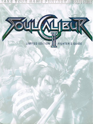 Soul Calibur II Official Fighter's Guide Limited Edition