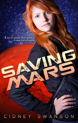 Saving Mars by Cidney Swanson