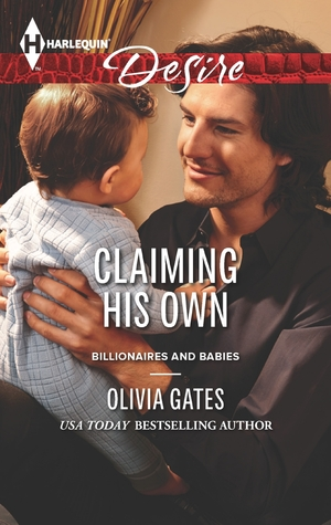 Ebook Claiming His Own by Olivia Gates PDF!