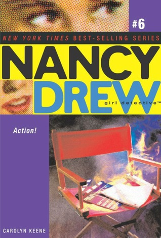 Action! (Nancy Drew: Girl Detective, #6)