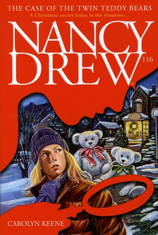 The Case of the Twin Teddy Bears (Nancy Drew, #116)
