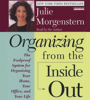 julie morgenstern organizing from the inside out pdf