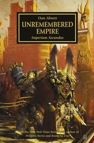 The Unremembered Empire (The Horus Heresy #27)