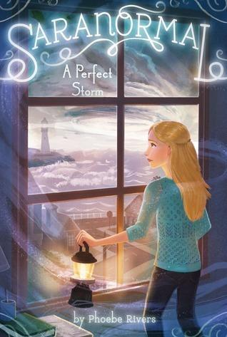 A Perfect Storm (Saranormal, #10)