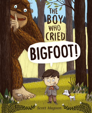 the-boy-who-cried-bigfoot