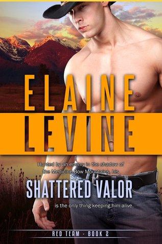 Shattered Valor (Red Team, #2)