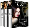 The Changeling Encounters Collection: The Complete Box Set (Changeling Encounters, #1-3)