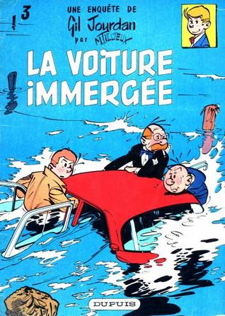 La Voiture immergée (Gil Jourdan, #3)