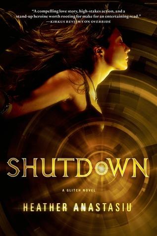 {Review} Shutdown by Heather Anastasiu