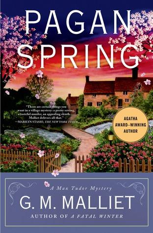 Pagan Spring (Max Tudor #3)