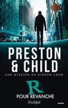 R pour revanche by Douglas Preston