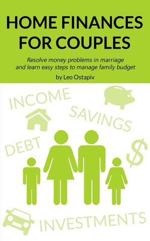 home finances for couples resolve money problems in marriage and