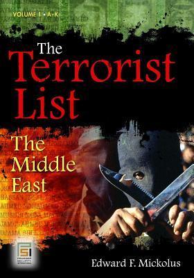 The Terrorist List, 2-Volume Set: The Middle East