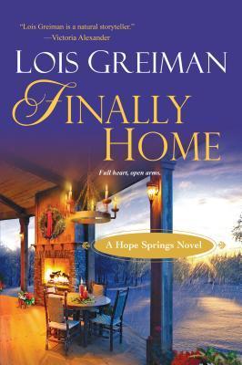 Finally Home (Hope Springs, SD, #3)