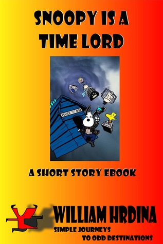 Snoopy Is A Timelord By William Hrdina