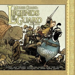 Mouse Guard: Legends of the Guard, Vol. 2