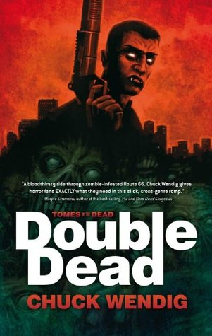 Double Dead(Tomes of The Dead 1)