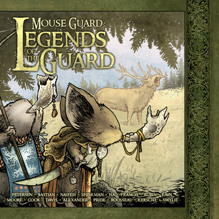 Mouse guard: legends of the guard, vol. 1 by David Petersen