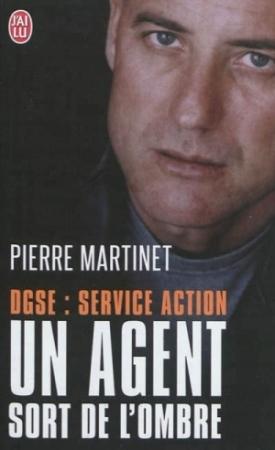 DGSE : Service Action. Un agent sort de l'ombre