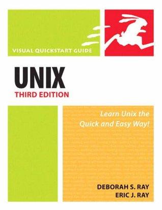 UNIX (Visual QuickStart Guide)