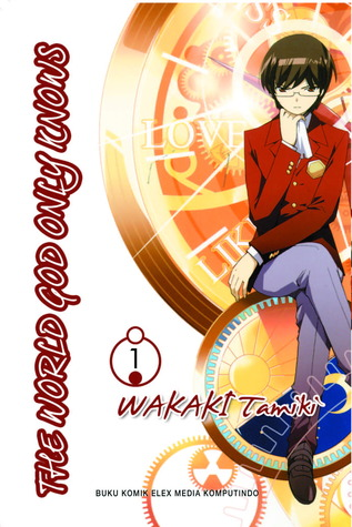 The World God only Knows 01 (The World G...