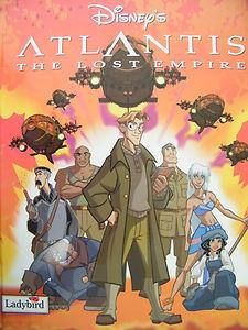 Disney'S Atlantis THE Lost Empire Ladybird