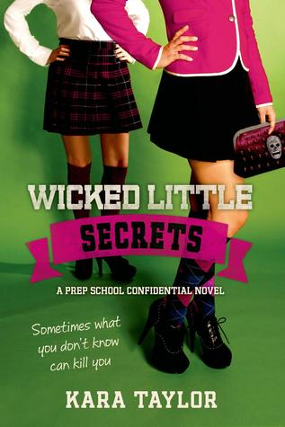 {Review} Wicked Little Secrets by Kara Taylor