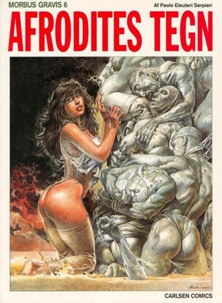 Afrodites tegn (Morbus Gravis #6)