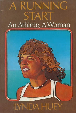 A Running Start An Athlete Woman