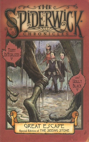 the spiderwick chronicles book 3