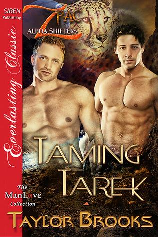 Taming Tarek (Z Pac Alpha Shifters #1)