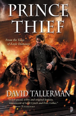 Prince Thief: From the Tales of Easie Damasco (Tales of Easie Damasco #3)
