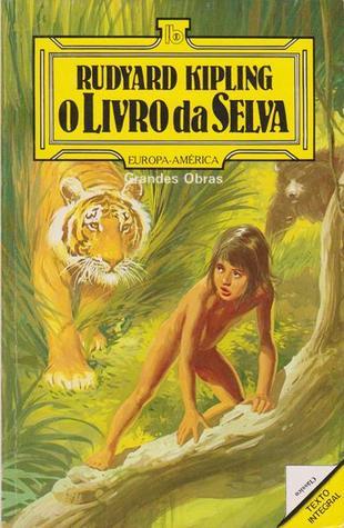 O Livro da Selva (Livros de Bolso, #532)