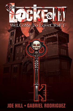 Welcome to Lovecraft (Locke & Key, #1)