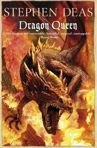 Dragon Queen (The Memory of Flames, #5)