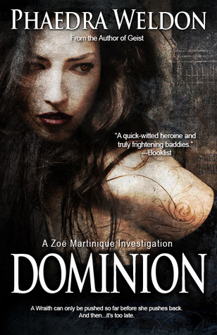 Dominion (Zoe Martinique, #6)
