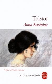 Anna Karénine by Leo Tolstoy