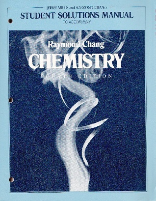 Student Solutions Manual to Accompany Raymond Chang Chemistry