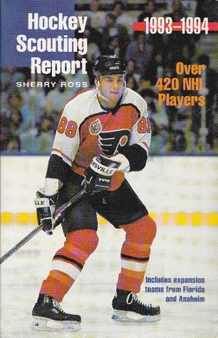 Hockey Scouting Report 1993-1994