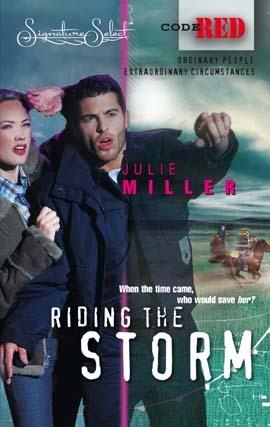 Riding the Storm (Code Red #13)