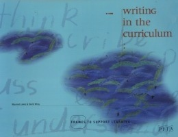 Writing in the Curriculum: Frames to Support Learning