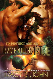 Ravenous Virtue (To Protect and Service #1)