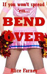 If You Won't Spread 'Em Bend Over! A Virgin's Rough First Anal Sex