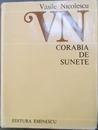 Corabia de sunete by Vasile Nicolescu