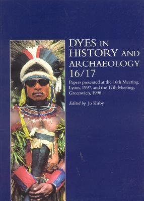 Dyes in History and Archaeology 16/17