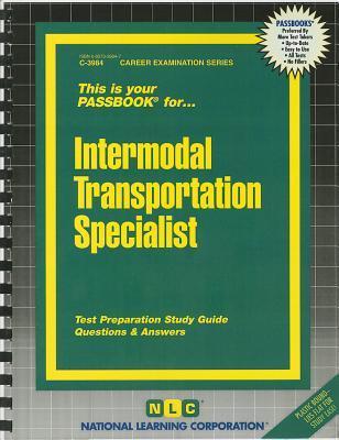 Intermodal Transportation Specialist: Passbooks Study Guide