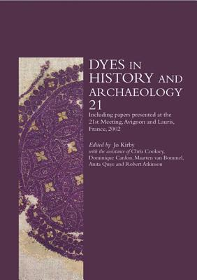 Dyes in History and Archaeology 21