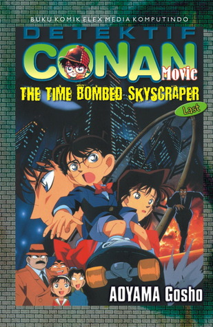Detektif Conan Movie, The Time Bombed Skyscraper Last